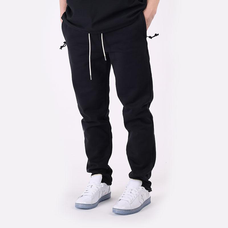 мужские черные  брюки converse dagger pant 10020974001 - цена, описание, фото 1