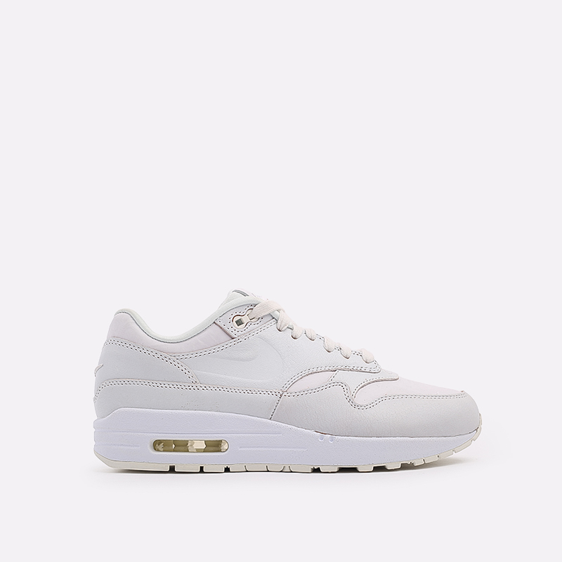 женские белые  кроссовки nike wmns air max 1 DC9204-100 - цена, описание, фото 1
