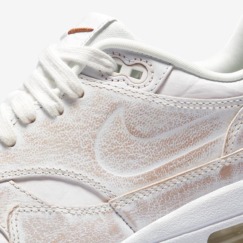 женские белые  кроссовки nike wmns air max 1 DC9204-100 - цена, описание, фото 7