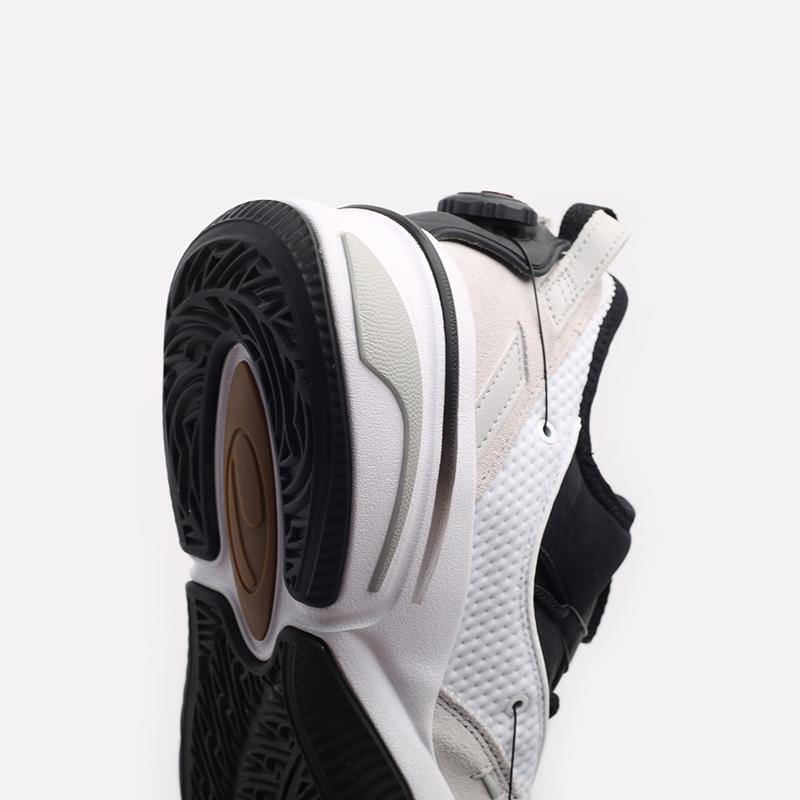 мужские белые  кроссовки puma double disc 19427702 - цена, описание, фото 7