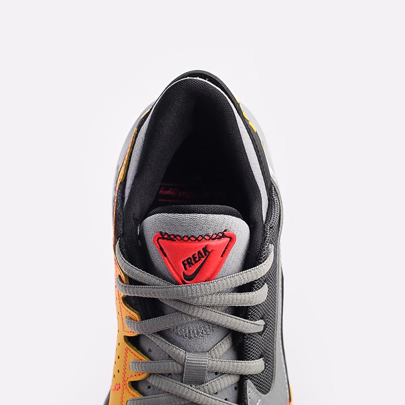 серые  кроссовки nike zoom freak 2 CK5424-006 - цена, описание, фото 5
