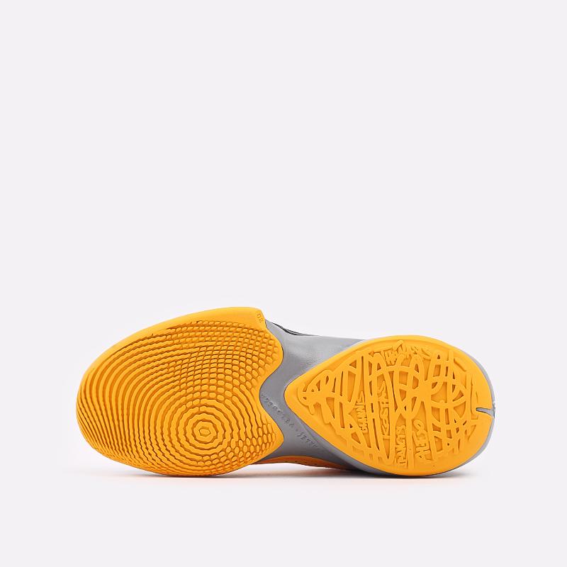 серые  кроссовки nike zoom freak 2 CK5424-006 - цена, описание, фото 4