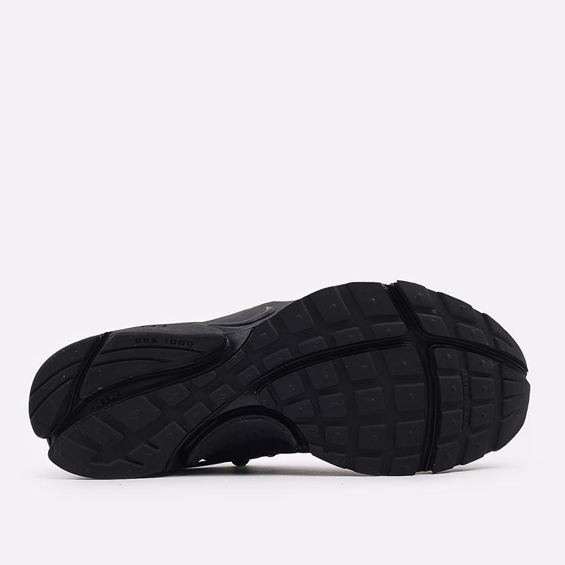 мужские чёрные  кроссовки nike air presto CT3550-003 - цена, описание, фото 4