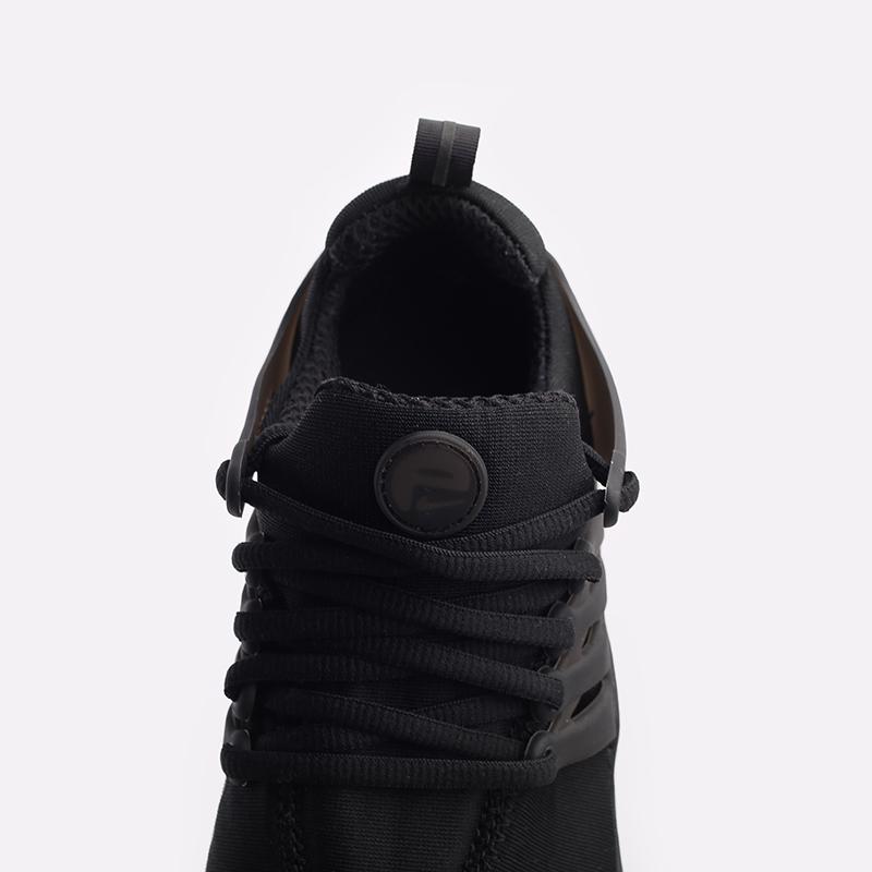 мужские чёрные  кроссовки nike air presto CT3550-003 - цена, описание, фото 5