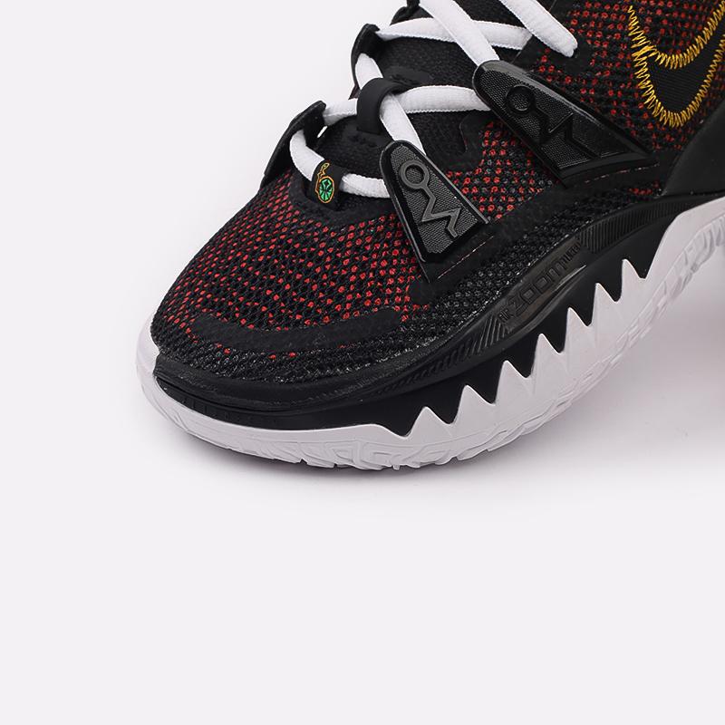 чёрные  кроссовки nike kyrie 7 CQ9326-003 - цена, описание, фото 6