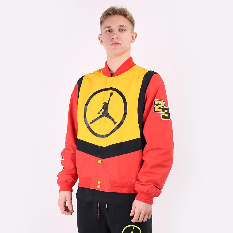 мужскую разноцветную  куртку jordan sport dna jacket CV2773-673 - цена, описание, фото 1