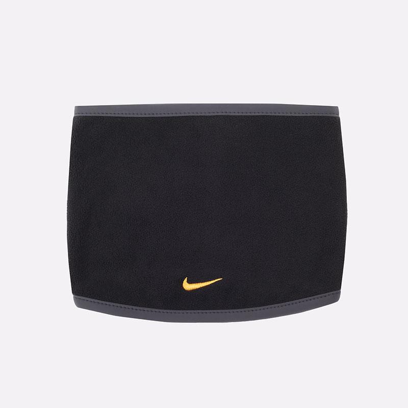 черный  шарф-воротник nike revesible neck warmer N0003505079 - цена, описание, фото 1