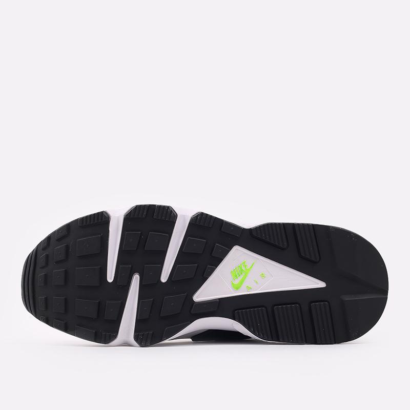 мужские белые  кроссовки nike air huarache DD1068-100 - цена, описание, фото 4