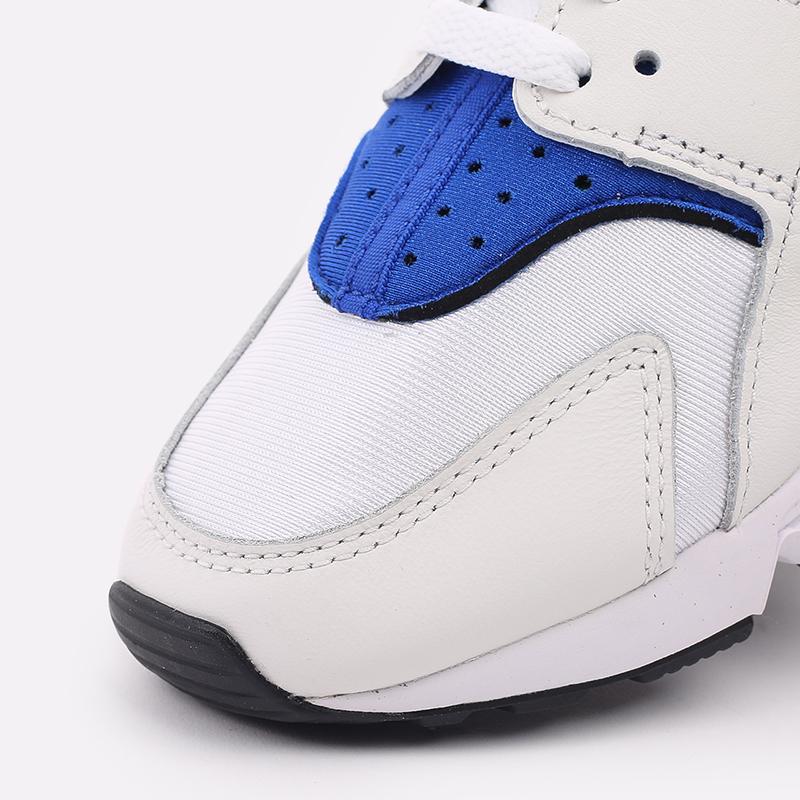 мужские белые  кроссовки nike air huarache DD1068-100 - цена, описание, фото 8
