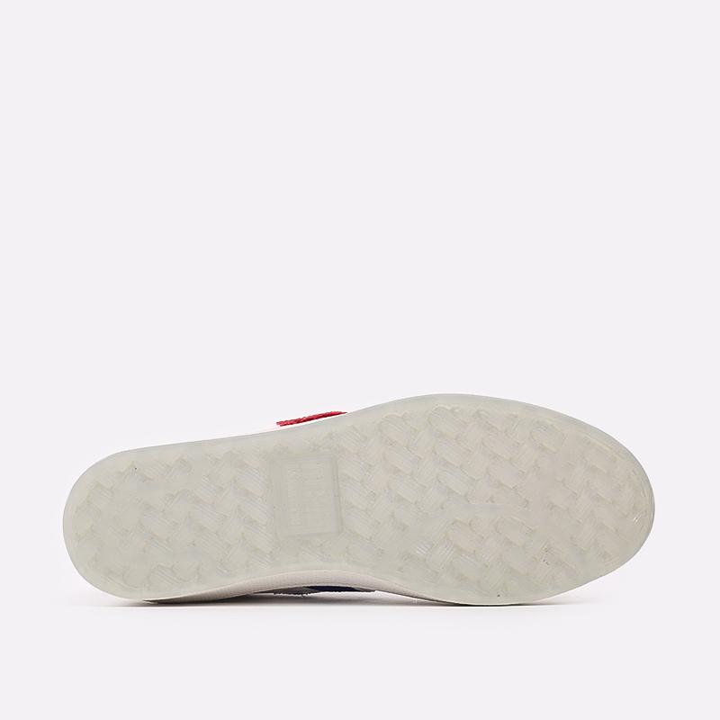 мужские белые  кеды converse pro leather hi 170240 - цена, описание, фото 5