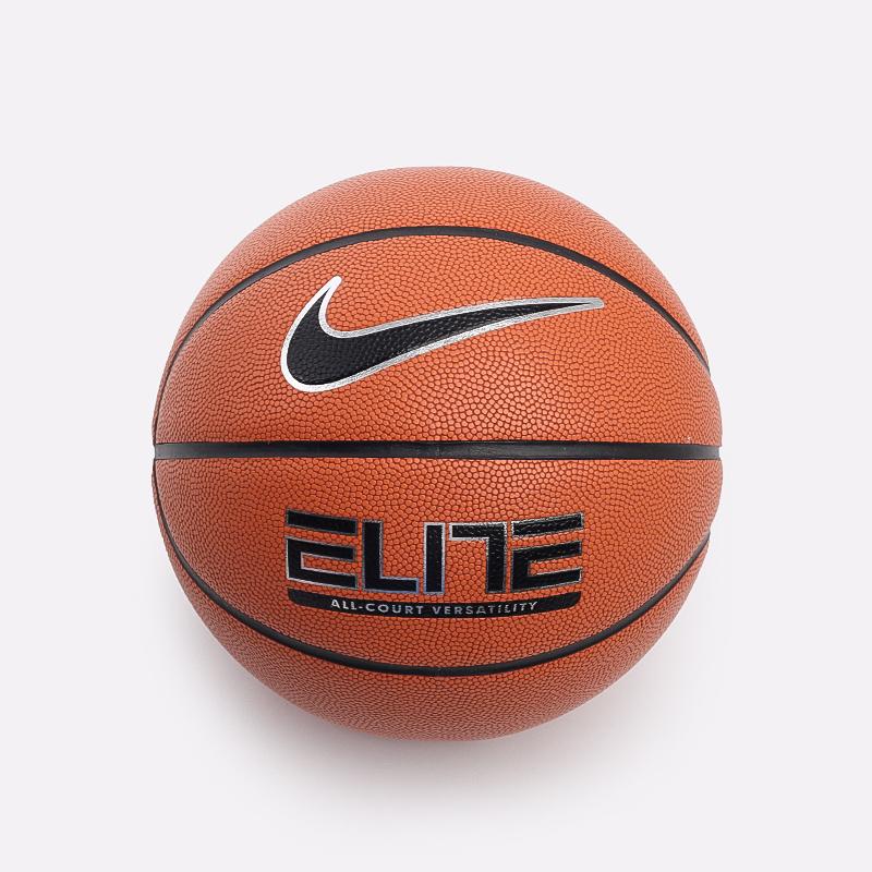 коричневый  мяч №6 nike elite NKI35855 - цена, описание, фото 1