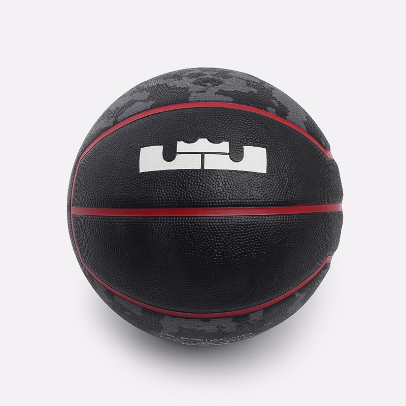чёрный  мяч №7 nike lebron N0002784931 - цена, описание, фото 1