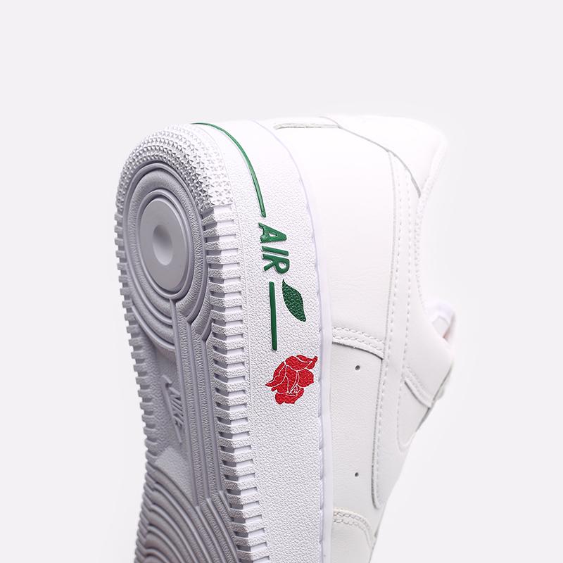 белые  кроссовки nike air force 1 '07 lx CU6312-100 - цена, описание, фото 6