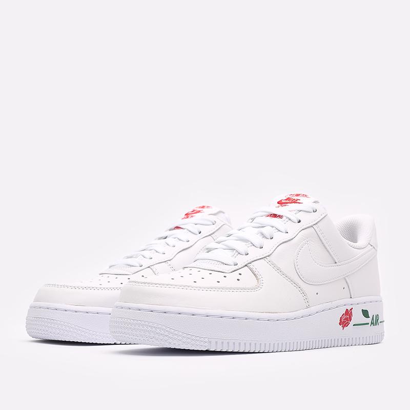 белые  кроссовки nike air force 1 '07 lx CU6312-100 - цена, описание, фото 2