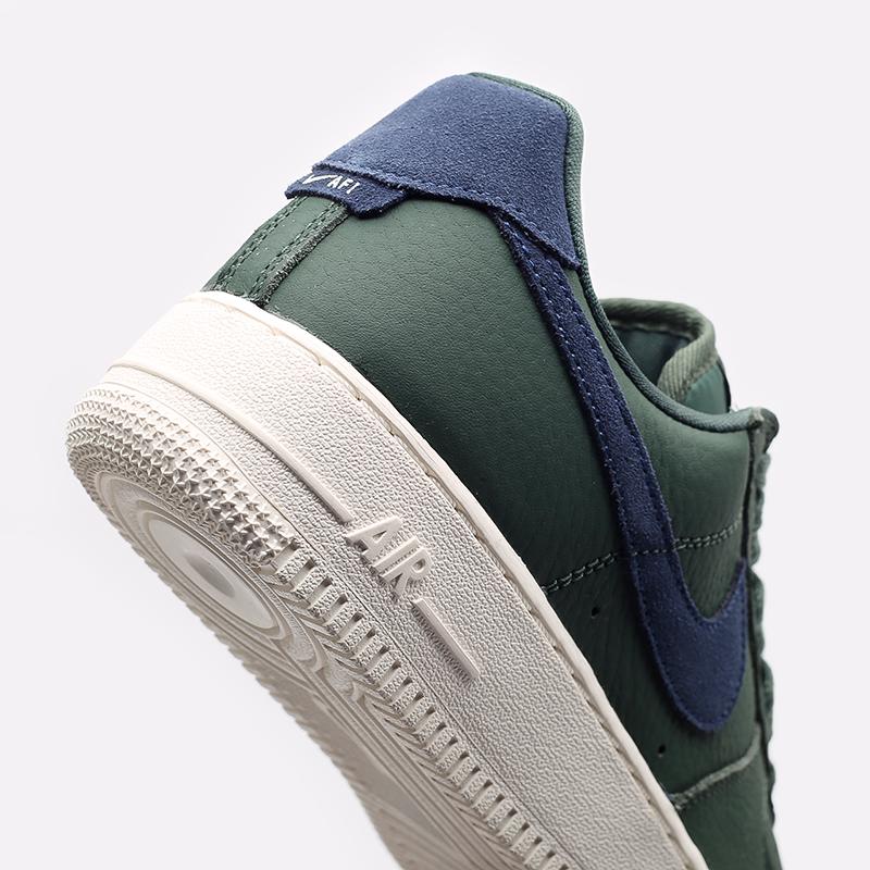 мужские зелёные  кроссовки nike air force 1 '07 craft CV1755-300 - цена, описание, фото 6