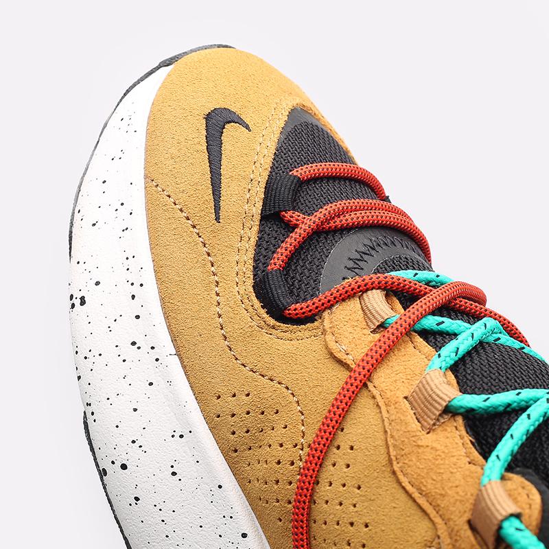женские коричневые  кроссовки nike wmns air max viva DB5268-001 - цена, описание, фото 6