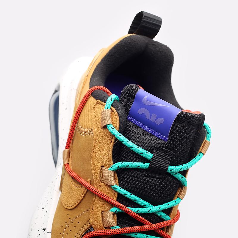 женские коричневые  кроссовки nike wmns air max viva DB5268-001 - цена, описание, фото 5