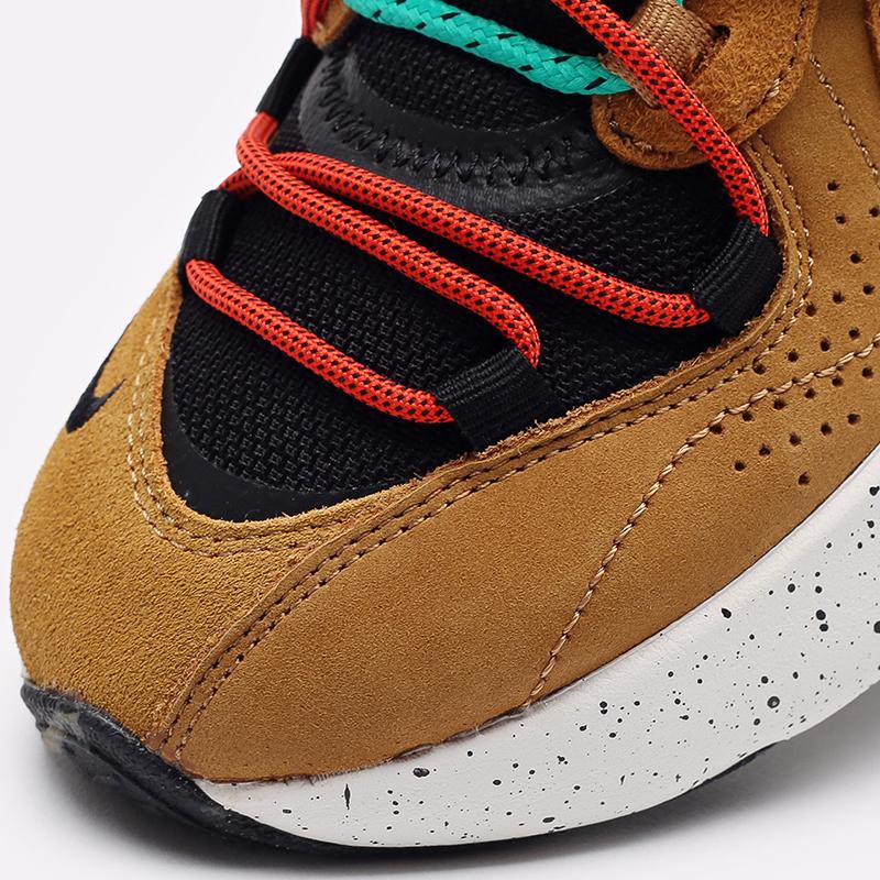 женские коричневые  кроссовки nike wmns air max viva DB5268-001 - цена, описание, фото 7