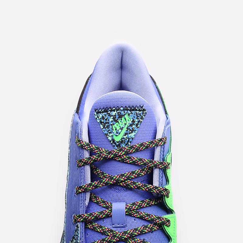мужские синие  кроссовки nike zoom freak 2 CK5424-500 - цена, описание, фото 5