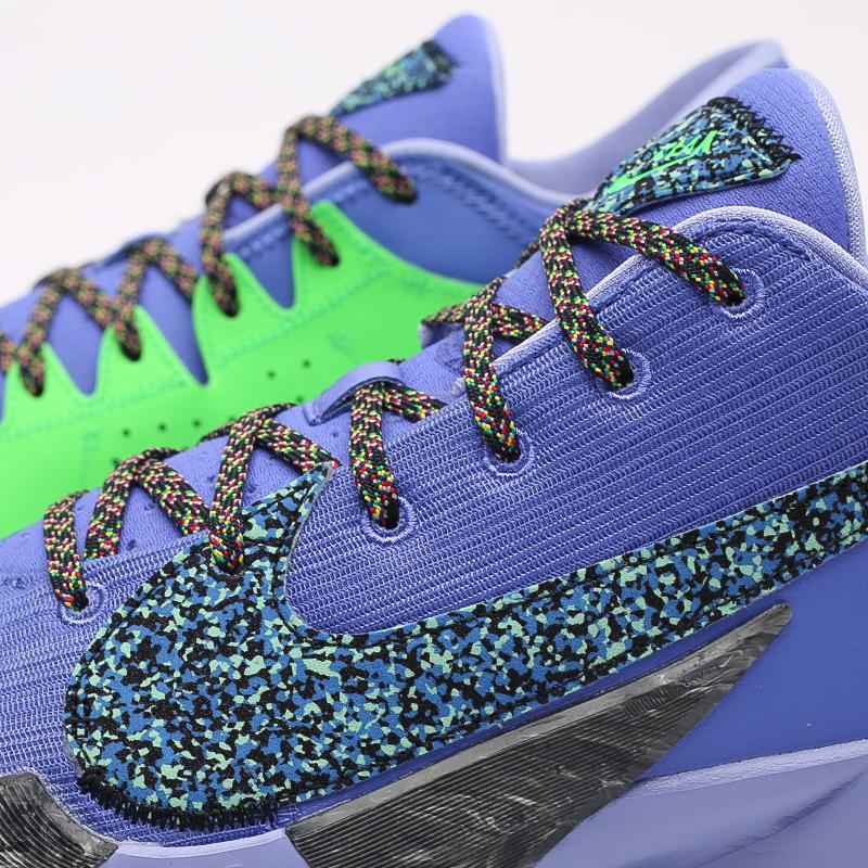 мужские синие  кроссовки nike zoom freak 2 CK5424-500 - цена, описание, фото 7