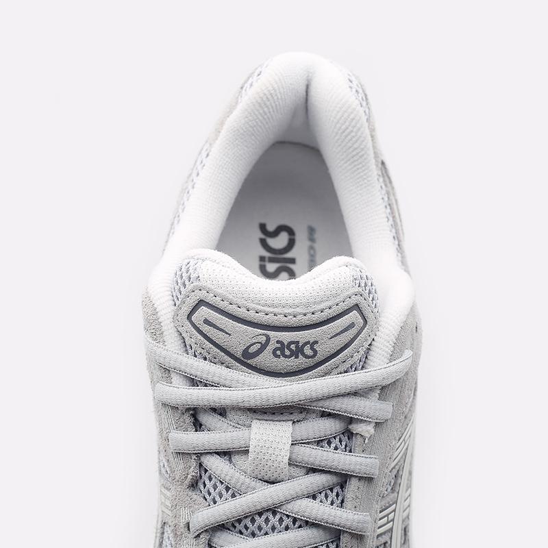 мужские серые  кроссовки asics gel-kayano 14 1201A161-020 - цена, описание, фото 5
