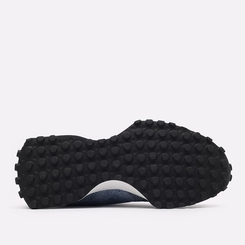 мужские синие  кроссовки new balance 327 MS327PA/D - цена, описание, фото 4