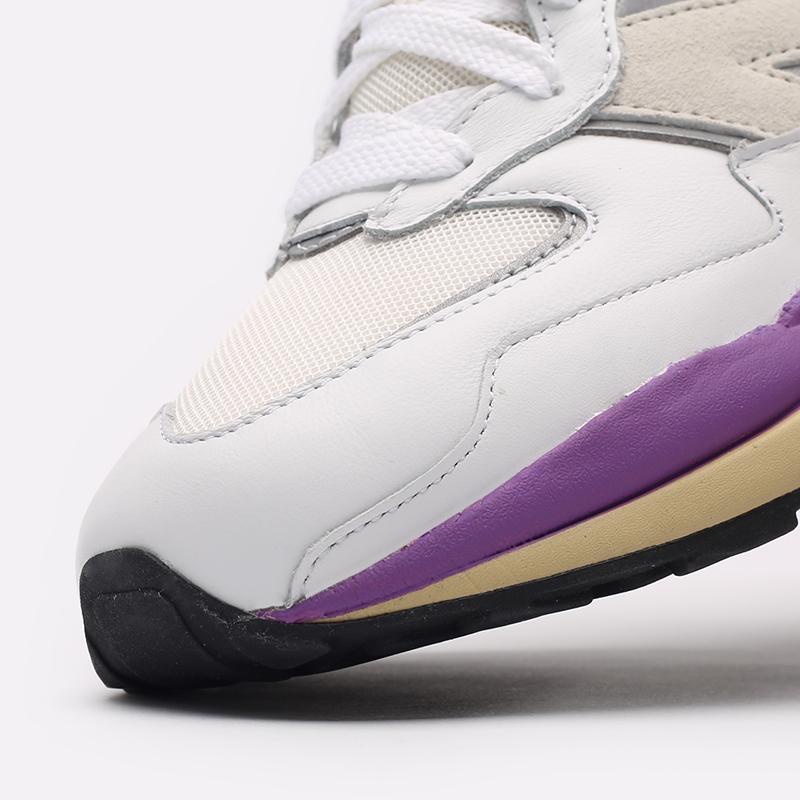 мужские белые  кроссовки new balance 5740 think colorfully M5740LA/D - цена, описание, фото 5