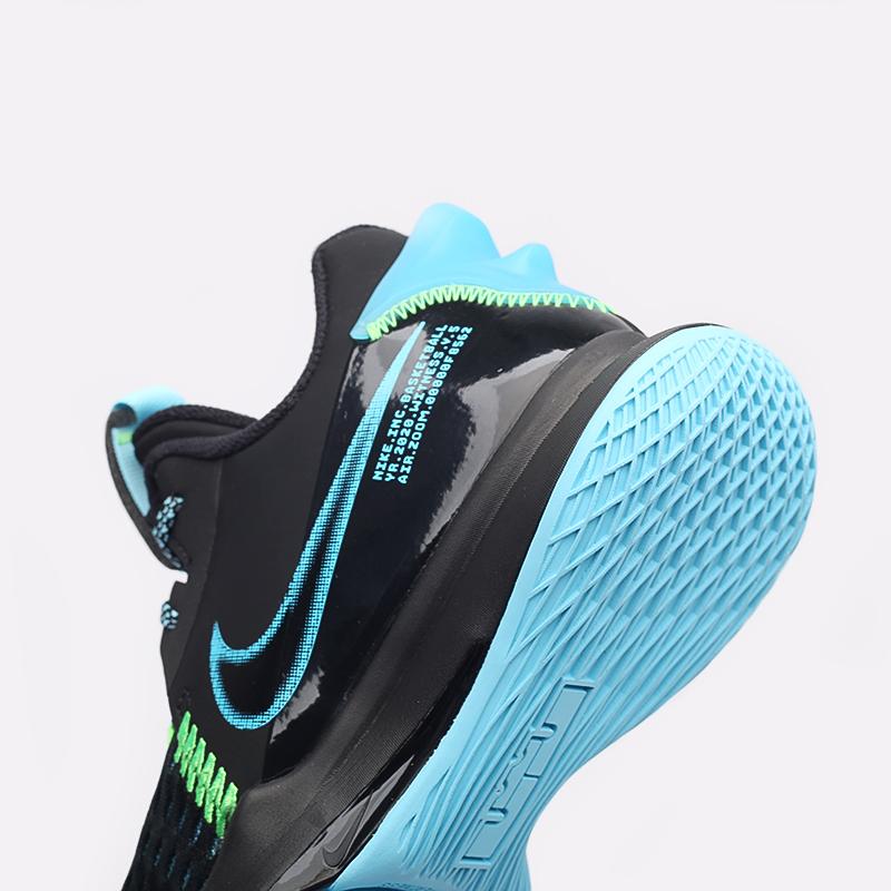 мужские чёрные  кроссовки nike lebron witness v CQ9380-004 - цена, описание, фото 5