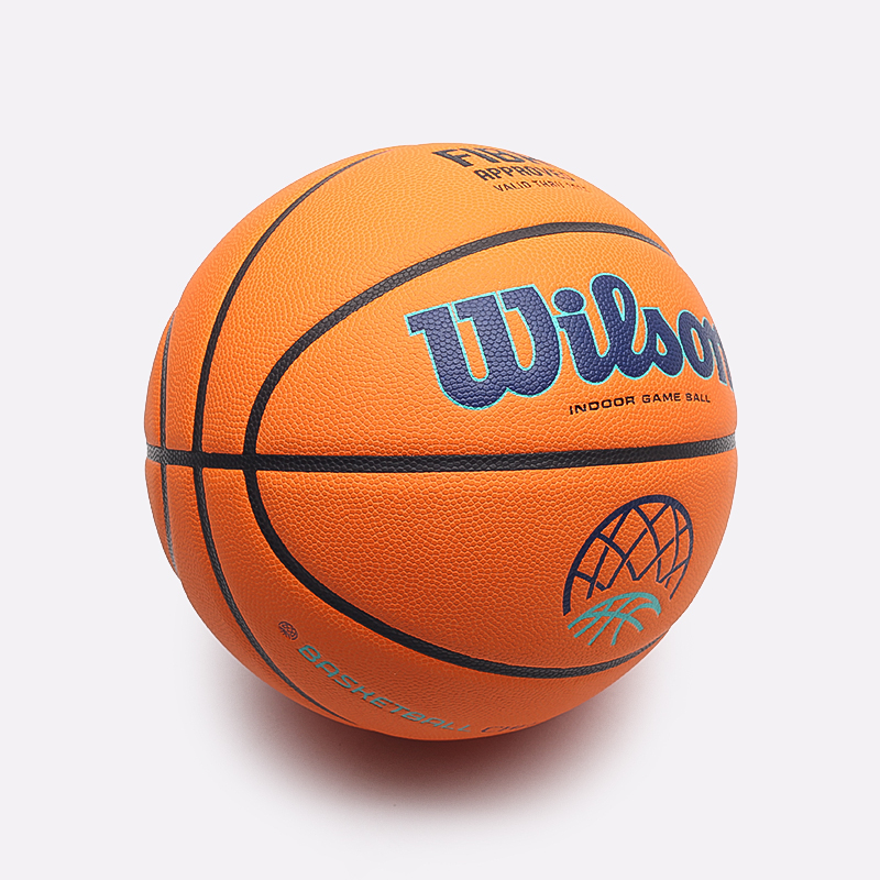 оранжевый  мяч №7 wilson evo nxt WTB0900XBBCL - цена, описание, фото 2
