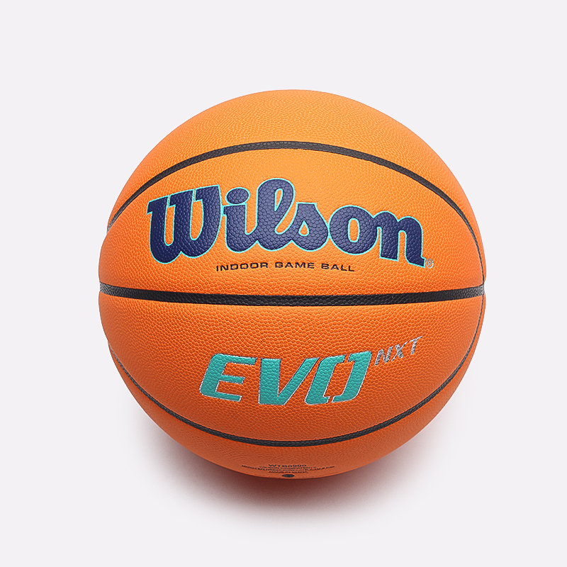 оранжевый  мяч №7 wilson evo nxt WTB0900XBBCL - цена, описание, фото 1