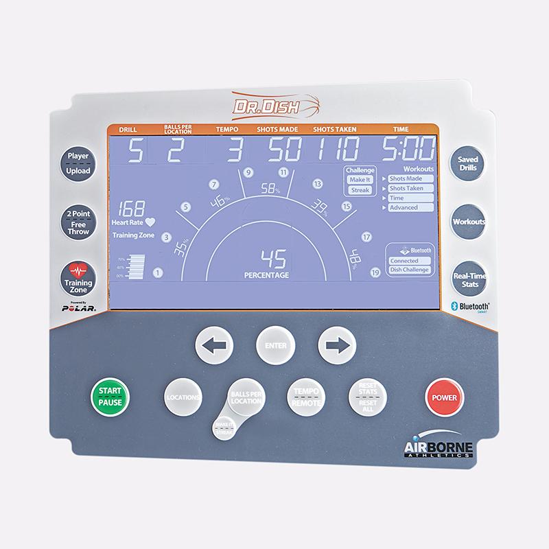бросковая машина dr. dish all star rt - цена, описание, фото 5