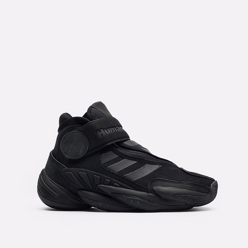 чёрные  кроссовки adidas pw 0 to 60 x pharrell williams GX2486 - цена, описание, фото 1