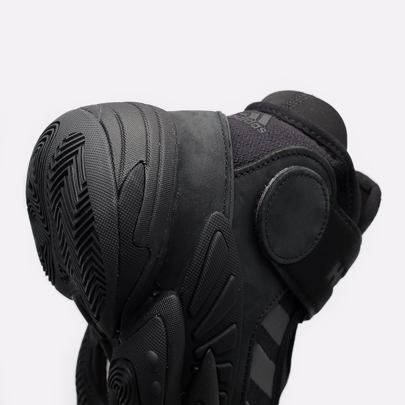 чёрные  кроссовки adidas pw 0 to 60 x pharrell williams GX2486 - цена, описание, фото 6