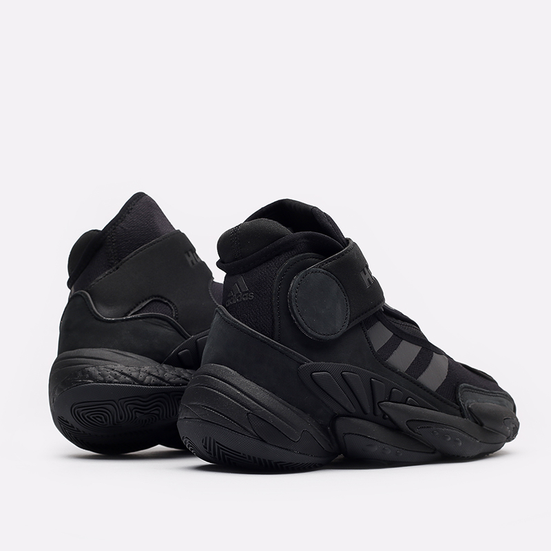 чёрные  кроссовки adidas pw 0 to 60 x pharrell williams GX2486 - цена, описание, фото 4