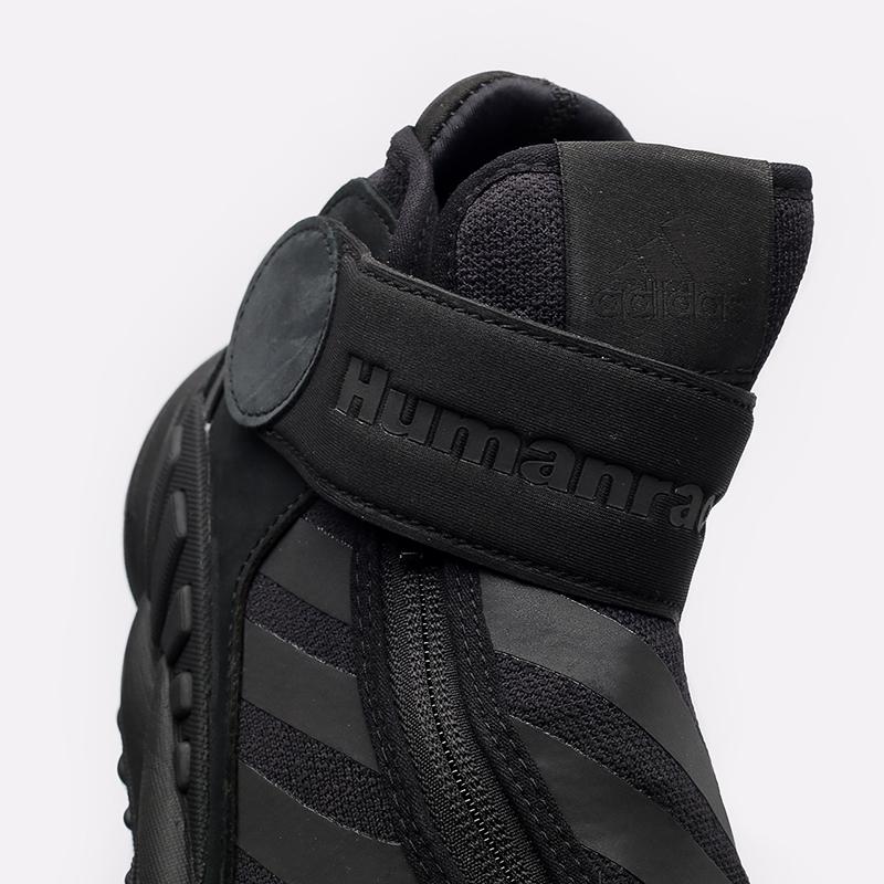 чёрные  кроссовки adidas pw 0 to 60 x pharrell williams GX2486 - цена, описание, фото 5