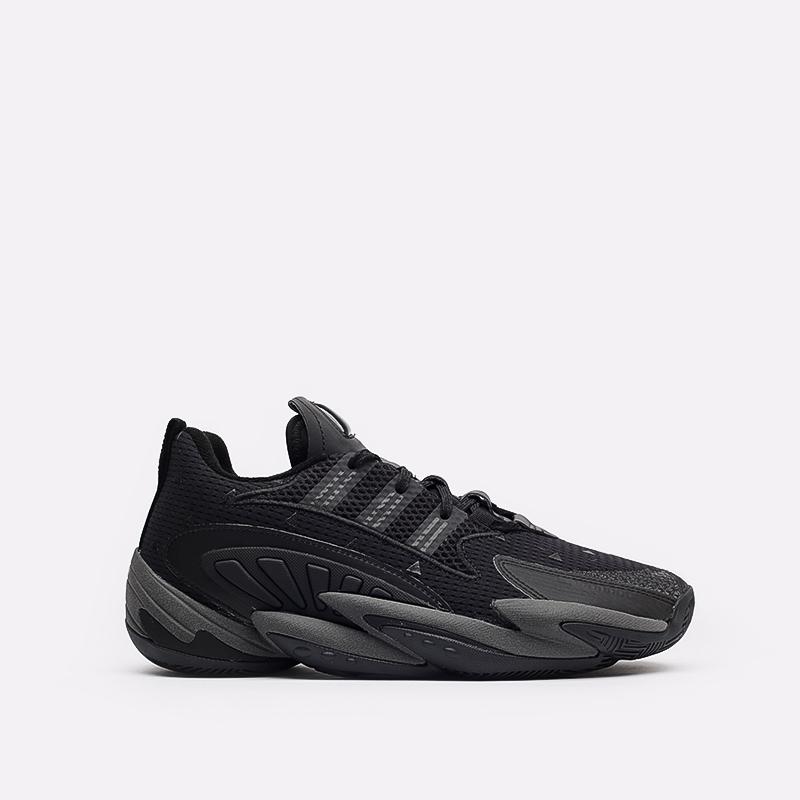 мужские чёрные  кроссовки adidas crazy byw 2.0 x pharrell williams GX0043 - цена, описание, фото 1