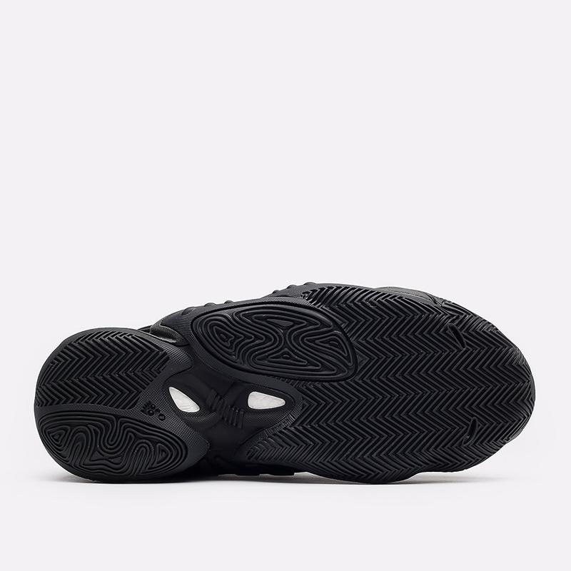 мужские чёрные  кроссовки adidas crazy byw 2.0 x pharrell williams GX0043 - цена, описание, фото 4