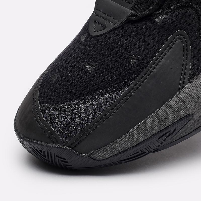 мужские чёрные  кроссовки adidas crazy byw 2.0 x pharrell williams GX0043 - цена, описание, фото 6