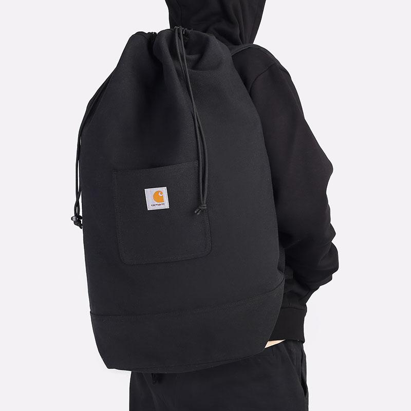 черный  рюкзак carhartt wip canvas duffle 60l I028884-black - цена, описание, фото 1