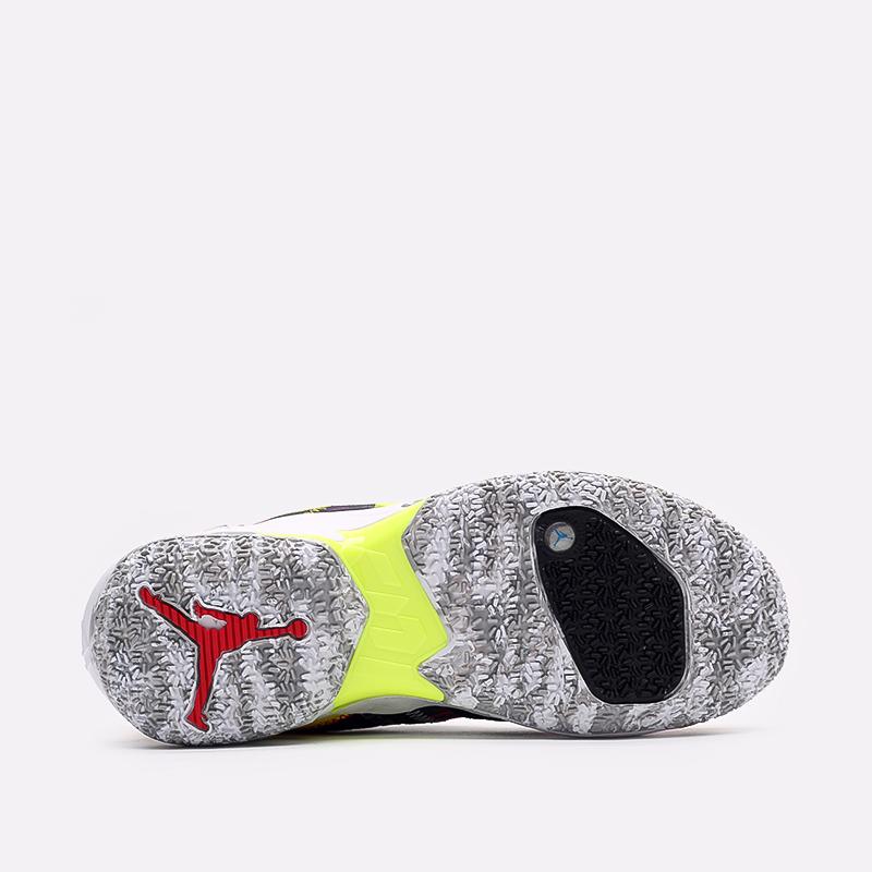 мужские разноцветные  кроссовки jordan why not zero.4 DD4889-006 - цена, описание, фото 4
