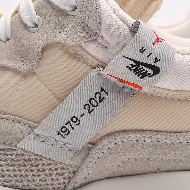 мужские бежевые  кроссовки jordan ma2 sp DA2552-100 - цена, описание, фото 5