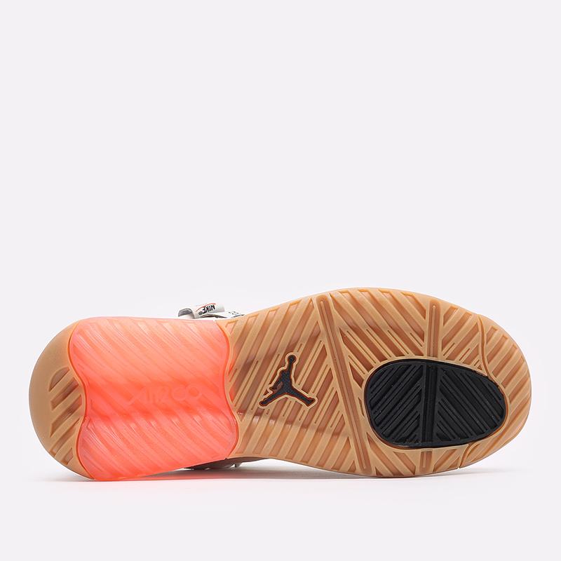 мужские бежевые  кроссовки jordan ma2 sp DA2552-100 - цена, описание, фото 3