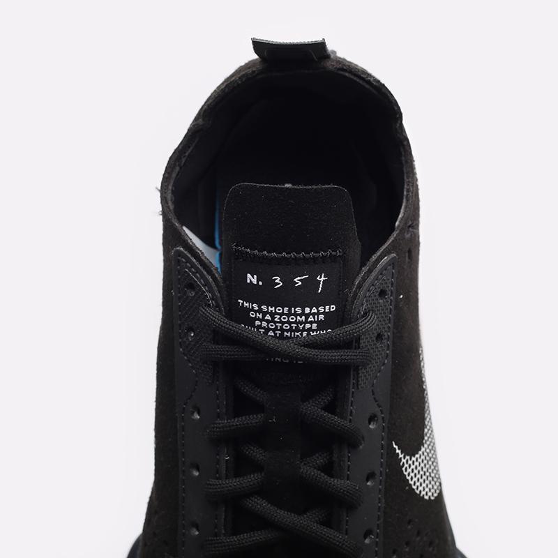 женские чёрные  кроссовки nike wmns air zoom-type CZ1151-001 - цена, описание, фото 6