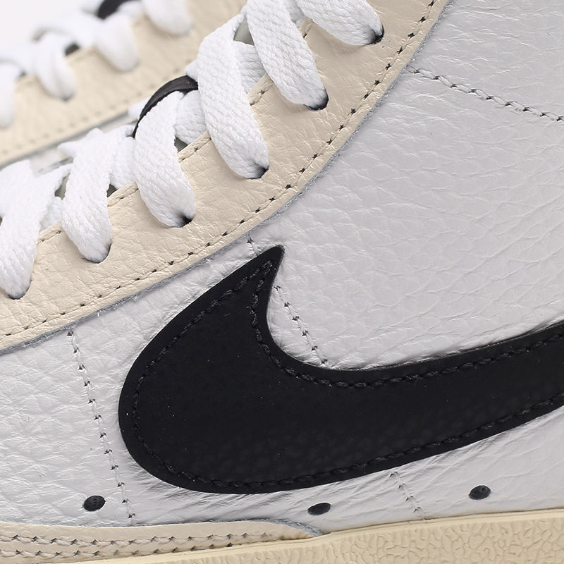 женские белые  кроссовки nike wmns blazer mid '77 DD6621-100 - цена, описание, фото 8