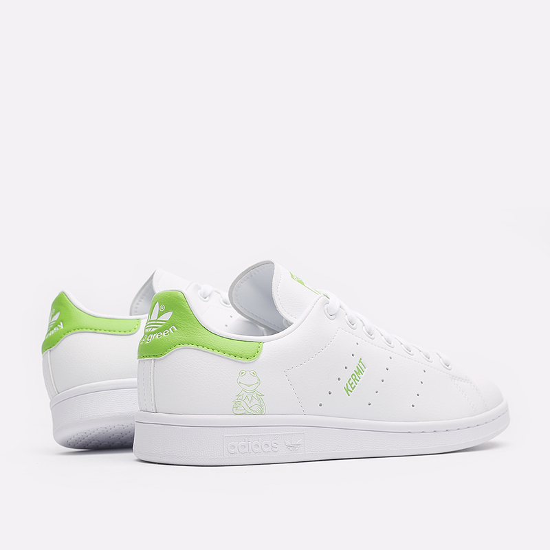 мужские белые  кроссовки adidas stan smith FX5550 - цена, описание, фото 3