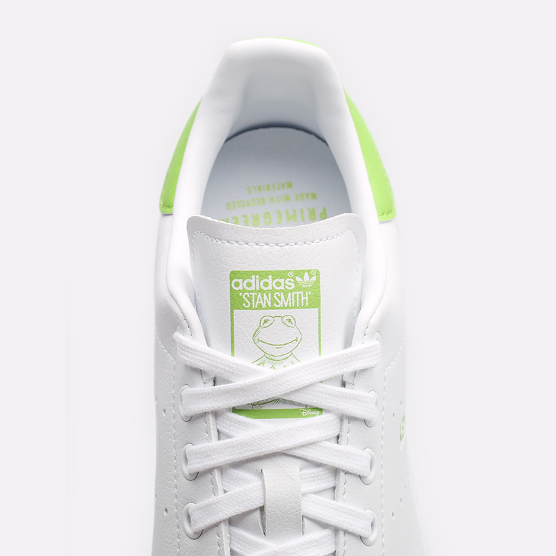 мужские белые  кроссовки adidas stan smith FX5550 - цена, описание, фото 7