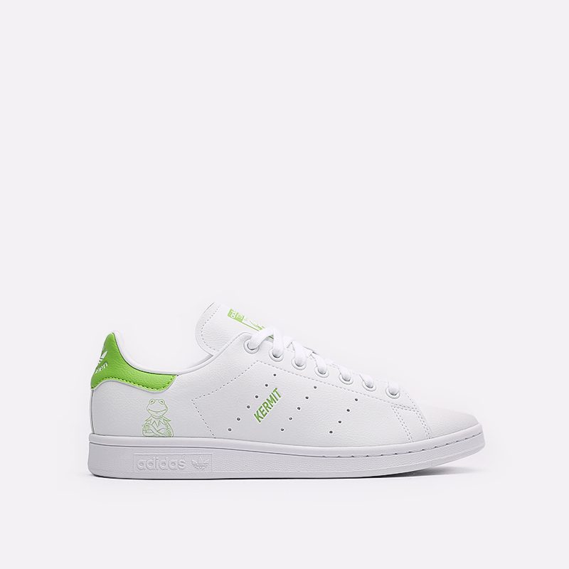 мужские белые  кроссовки adidas stan smith FX5550 - цена, описание, фото 1