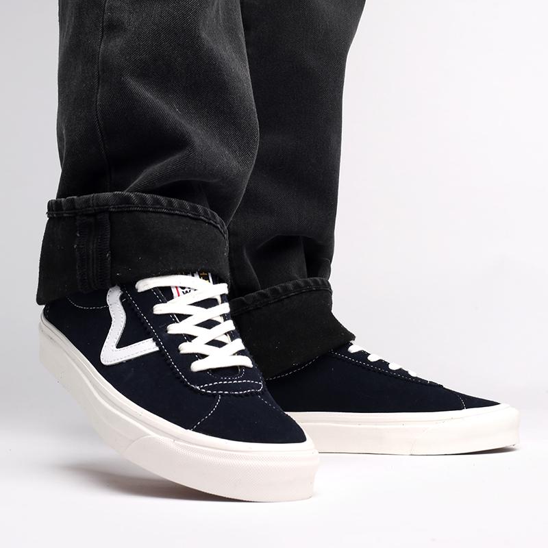 мужские синие  кроссовки vans style 73 dx VA3WLQR3UM - цена, описание, фото 6