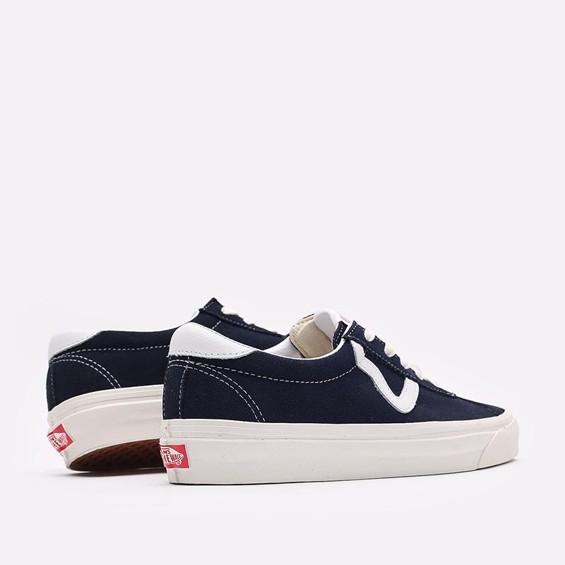 мужские синие  кроссовки vans style 73 dx VA3WLQR3UM - цена, описание, фото 2