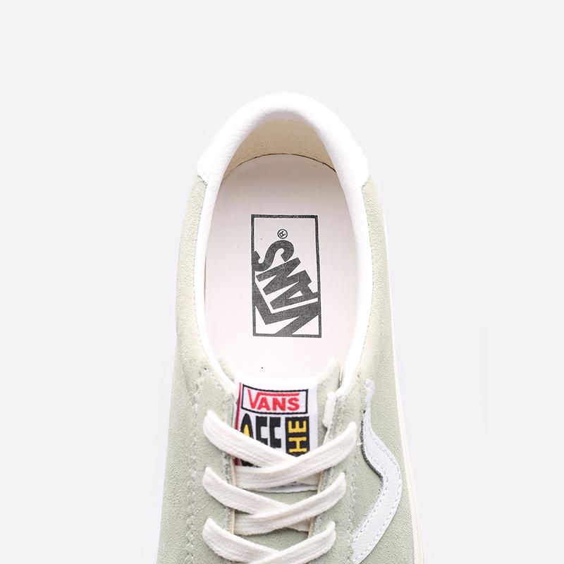 мужские серые  кроссовки vans style 73 dx VA3WLQ4ZEM - цена, описание, фото 6